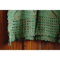 Ancient Woodland Shawl PDF