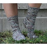 Miriam Felton Shifty Rib Socks PDF