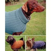 Fiber Trends 211X Dandy Dog Sweaters