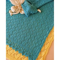 Estonian Lullaby Baby Blanket