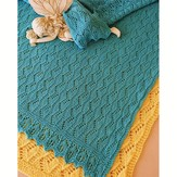 Fiber Trends Estonian Lullaby Baby Blanket