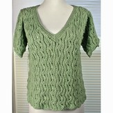 Gardiner Yarn Works Cannon Beach V-Neck PDF