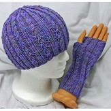 Gardiner Yarn Works Snow Day Hat & Mitts PDF