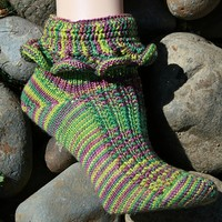 Sunset Beach Socks PDF