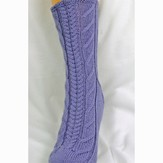 Gardiner Yarn Works Wavelet Socks PDF