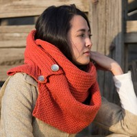 Convertible Button Scarf PDF