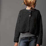 Jo Sharp Garter Stitch Jacket PDF
