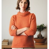 Jo Sharp Cowl Sweater and Keyhole Vest PDF