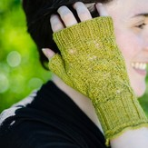 Juniper Moon Farm Norfolk Fingerless Mitts (Free)