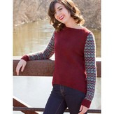 Juniper Moon Farm Darrowby Pullover