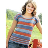 Knit One Crochet Too 2224 Marseille Tee
