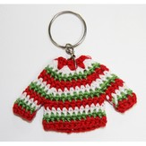 Lantern Moon Sweater Key Ring