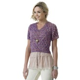 Araucania Huasco Lace Top (Free)