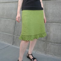 203 Sawtooth Skirt PDF