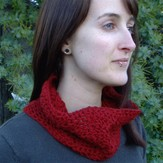 Kira K. Designs 507 Undulating Cowl