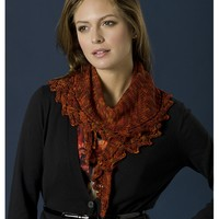 Autumn Scarf Kit