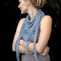 Firefly Fringed Scarf