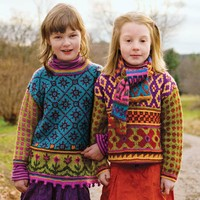 Julia's Sweater (left)
