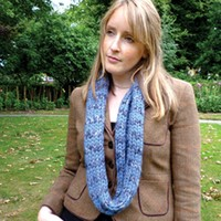 Goodwood Scarf (Free Pattern)