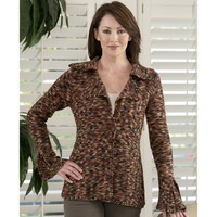 Vigna Box Pleat MP Cardigan