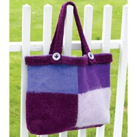 154D Big Vermont Felted Bag (Free Pattern)