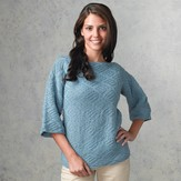Valley Yarns 333 Turquoise Pullover