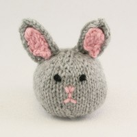 367 Knit Rabbit Kit (Free Pattern)