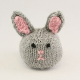 Valley Yarns 367 Knit Rabbit Kit (Free Pattern)