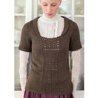 PieceWork Magazine - Unofficial Downton Abbey Knits