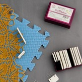 Knitter's Pride Lace Blocking Mats and Knit Blockers Combo