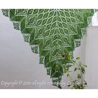 Gathering Leaves Shawl PDF