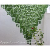 Lily Go Gathering Leaves Shawl PDF