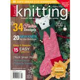 Love of Knitting Magazine - Holiday 2013