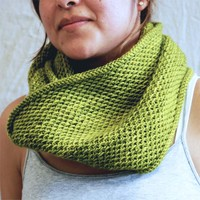 Honey Cowl (Free)