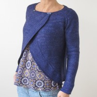 Fall Away Cardigan PDF