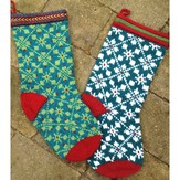 Lisa McFetridge Scandinavian Christmas Stocking PDF