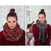 Mirasol 5085 Scarf, Scarf-Necklace, Muffler, Stole