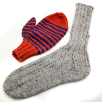 Mittens & Socks from Measurements