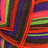 On-Line Supersocke 4-Ply Neon Color