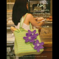 132 The Clematis Shopping Bag