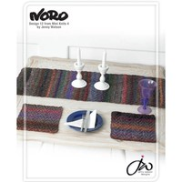 12 Table Runner and Mats PDF - Designer Mini Knits 4