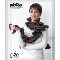 16 Twirly Scarf PDF - Designer Mini Knits 4