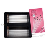 Knitter's Pride Nova Platina Single Point Needle Set 10