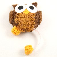 Baby Owl Tape Measure