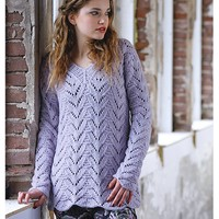 2781 Lace Pullover