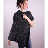 Plymouth Yarn 3007 Poncho