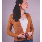 Plymouth Yarn 3030 Crochet Cardigan