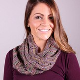Plymouth Yarn 3048 Lace Edge Cowl