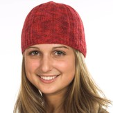 Plymouth Yarn F223 Happy Feet Beanie (Free)