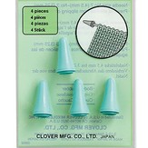 Clover Point Protector for Knitting Needles